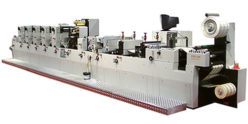 Vendita macchine da stampa per etichette